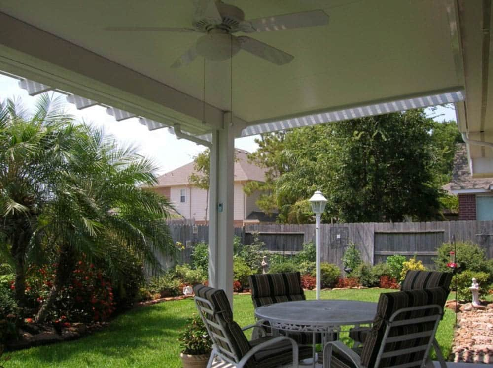 Conroe Insulated Patio Covers