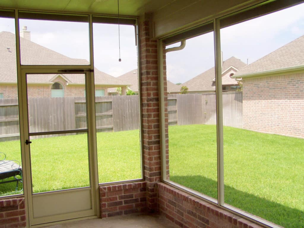Conroe Patio Enclosures​