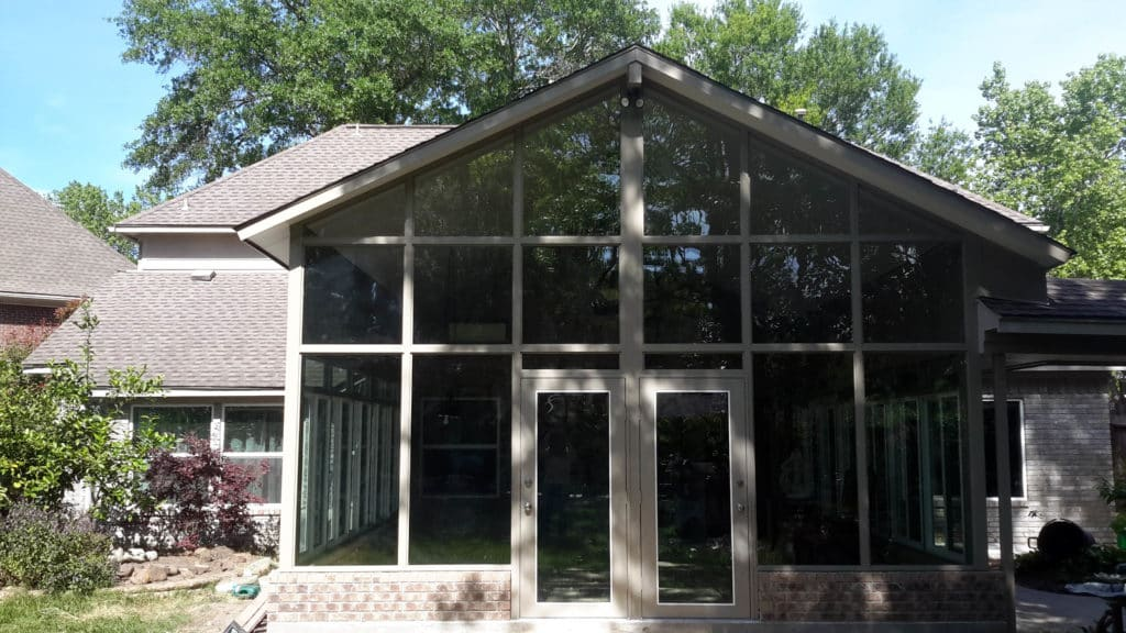 Conroe Porch Enclosure​