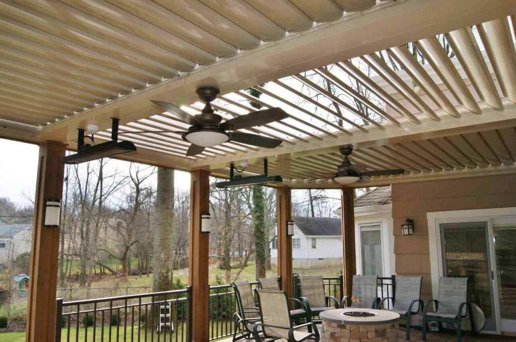 Equinox Louvered Roof Conroe TX​