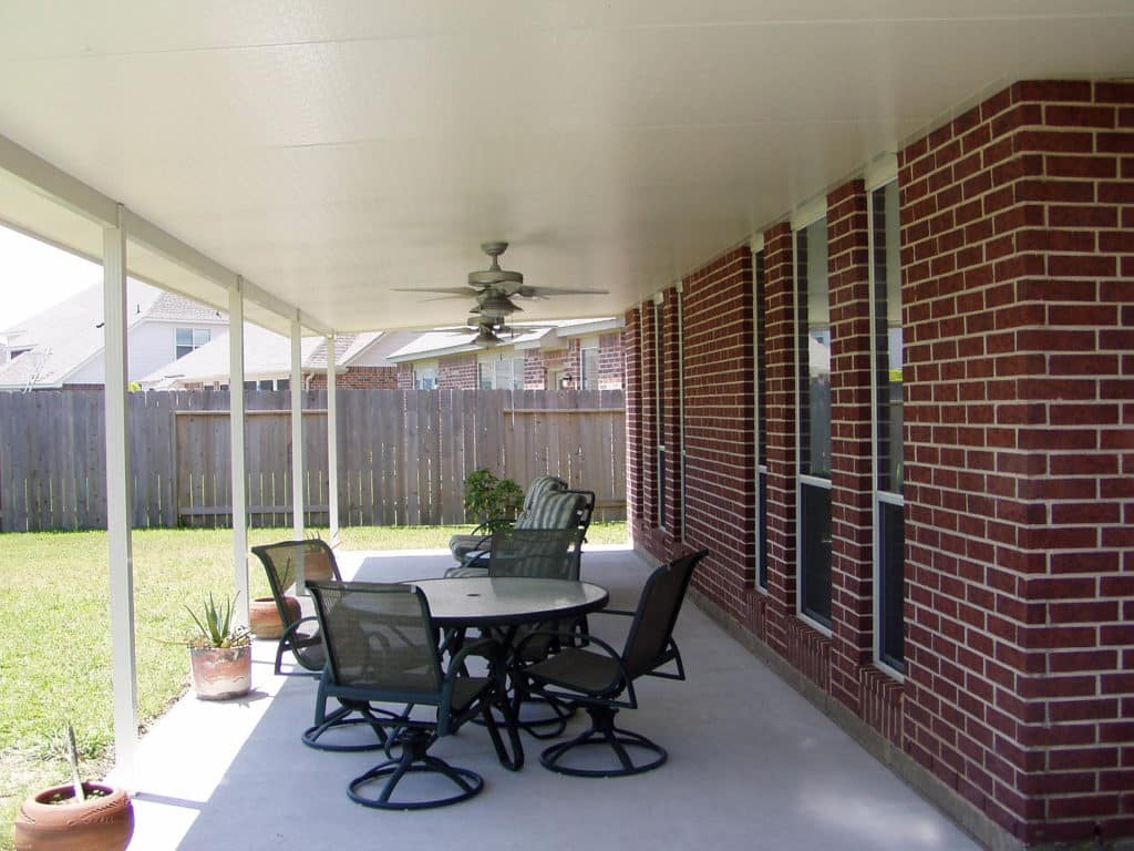 Insulated Patio Cover​