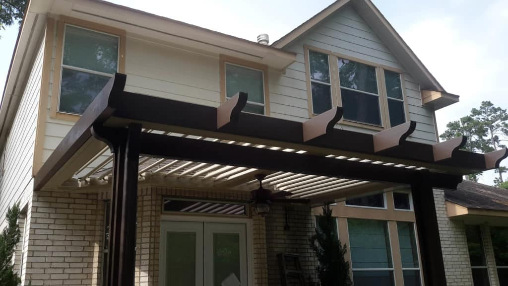 Louvered Patio Covers​