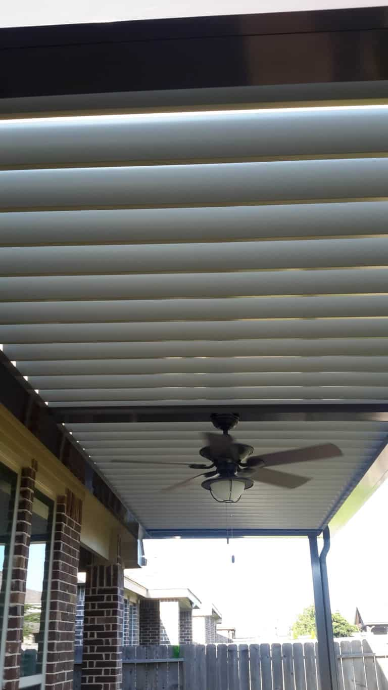 Patio Cover Conroe TX​