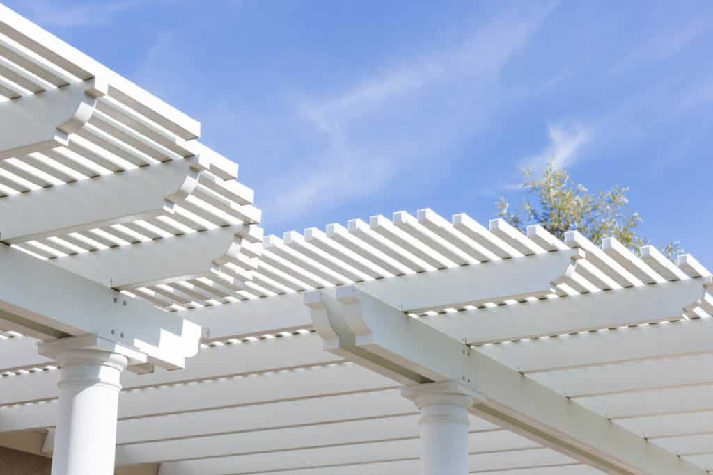 What is a Patio Pergola​